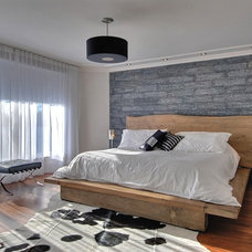 contemporary bedroom by Carpette Multi Design