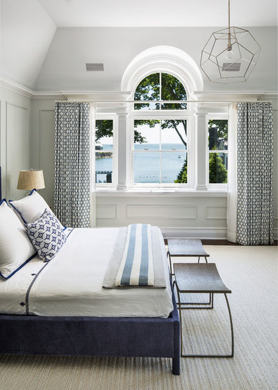 Beach Style Bedroom by Wadia Associates
