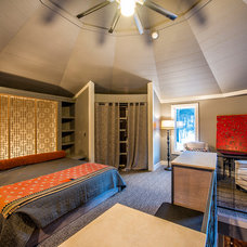 Contemporary Bedroom by Monticello Homes & Development