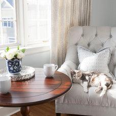Traditional Bedroom by Hammond Design