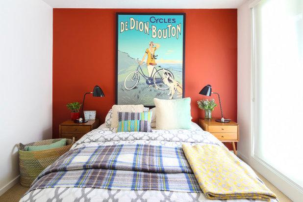 Bedroom by elena del bucchia DESIGN