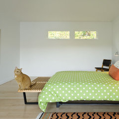 contemporary bedroom by TruexCullins Architecture + Interior Design