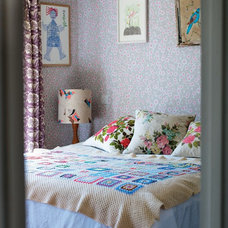 Eclectic Bedroom by Ryland Peters & Small   CICO Books
