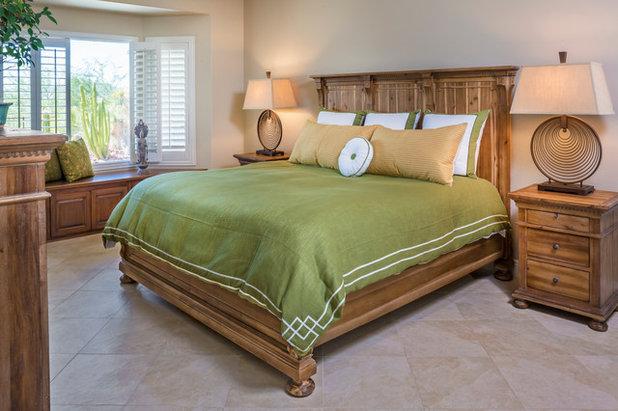 Asiático Dormitorio by Room Resolutions