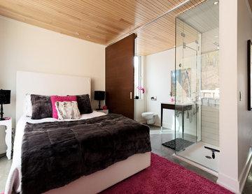 Modular Home in the Laurentians - IME Habitat