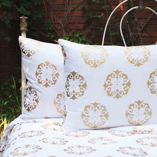 Monaco Bedding Gold