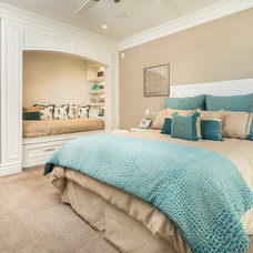 Beach Style Bedroom by Monarch Development and Design