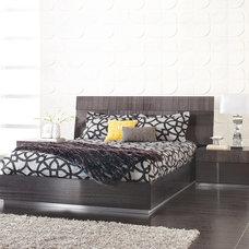 Modern Bedroom by Plummers Furniture