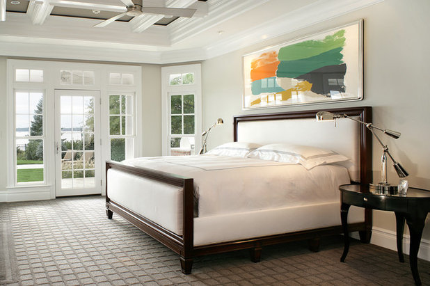 Traditional Bedroom by i.fromkin interiors