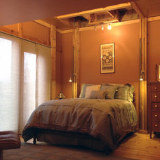Eclectic Bedroom by Emily Winters