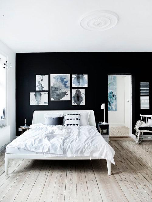 Deco Chambre Mur Noir