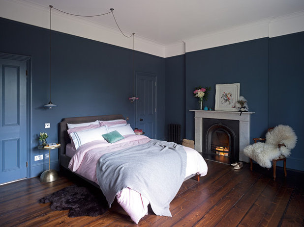Eclectic Bedroom by The Vawdrey House