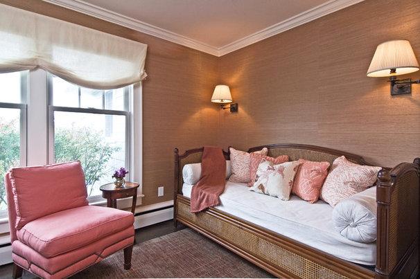 Eclectic Bedroom by Hampton Design