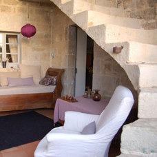 Eclectic Bedroom by Natasha Barrault Design