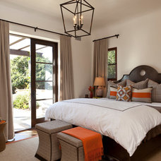 Mediterranean Bedroom by Cabana Home