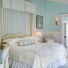 Beach Style Bedroom by Debra Lynn Henno Design