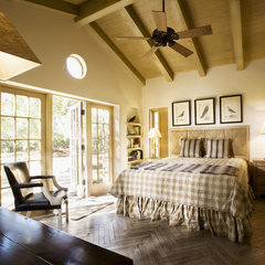 traditional bedroom by Allen Associates