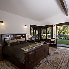 Traditional Bedroom by Allen Construction