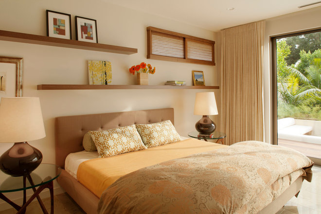 Contemporary Bedroom by Maienza - Wilson Interior Design + Architecture