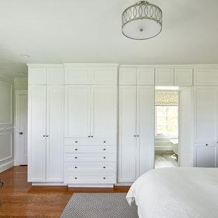 サンフランシスコのトラディショナルスタイルのおしゃれな寝室