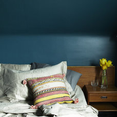 Eclectic Bedroom by Jenn Hannotte / Hannotte Interiors
