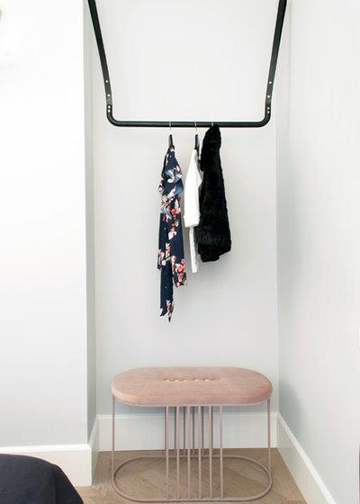 Modern Sovrum by ijzersterk interieurontwerp