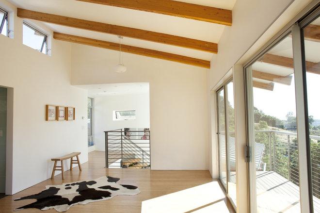 Contemporary Bedroom by 360 design studio