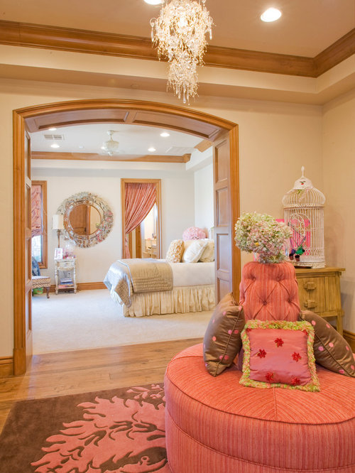 big pink bedroom pink and brown bedroom ideas and photos houzz 10840