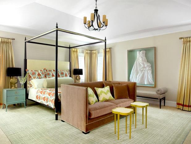 Фьюжн Спальня by Hip & Gable Interiors