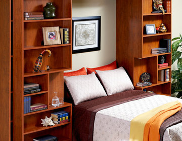 More Space Place - Jefferson Library Bed