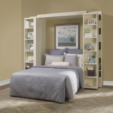 traditional bedroom by More Space Place Plano