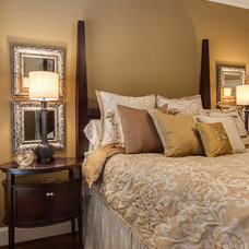 Traditional Bedroom by Michelle Lynne INTERIORS Group