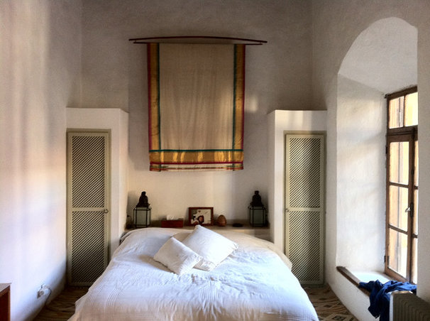Mediterranean Bedroom Moroccan Riad Bedroom