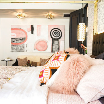 Morocco Meets Palm Springs At This 2018 Modernism Week Showhouse
