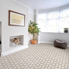 Eclectic Bedroom by Hemphill's Rugs & Carpets