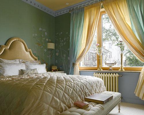 asiatische schlafzimmer ideen design bilder. Black Bedroom Furniture Sets. Home Design Ideas