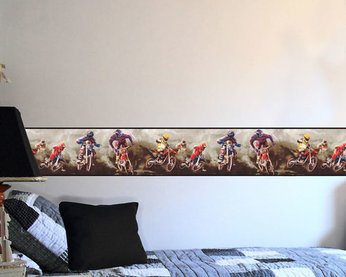 Dirt Bike Home Design Ideas, Pictures, Remodel And Decor