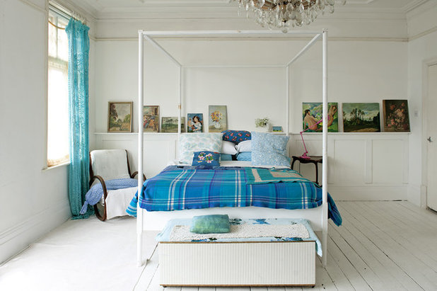 Shabby-chic Style Bedroom by 1st Option