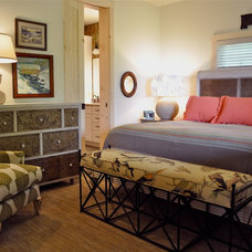 Traditional Bedroom by Greeson & Fast Design