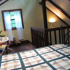 Traditional Bedroom by Redhill Woodworking