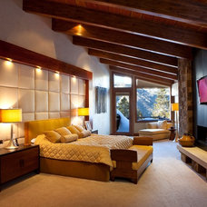 Contemporary Bedroom by The Decorators Unlimited