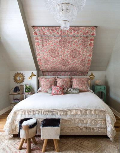 Eklektisk Soveværelse by Andrea Schumacher Interiors