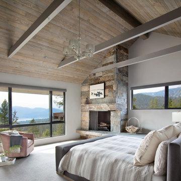 Mountain Modern Home Whitefish Montana