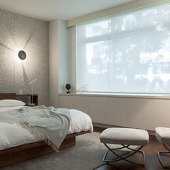 modern bedroom by gne architecture