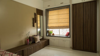 Mr. Kishor's residence-interior