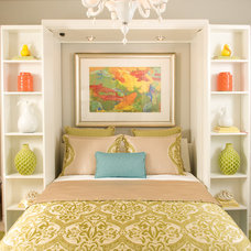 Transitional Bedroom by Decorating Den Interiors --The Sisters & Company