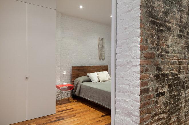 Contemporary Bedroom by I-Beam Design