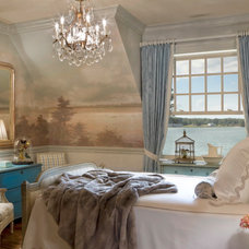 Traditional Bedroom by Anne Harris Studio