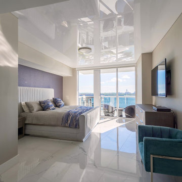 Murano Grande - High Gloss Ceiling
