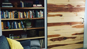 Murphy Bed and Built-In